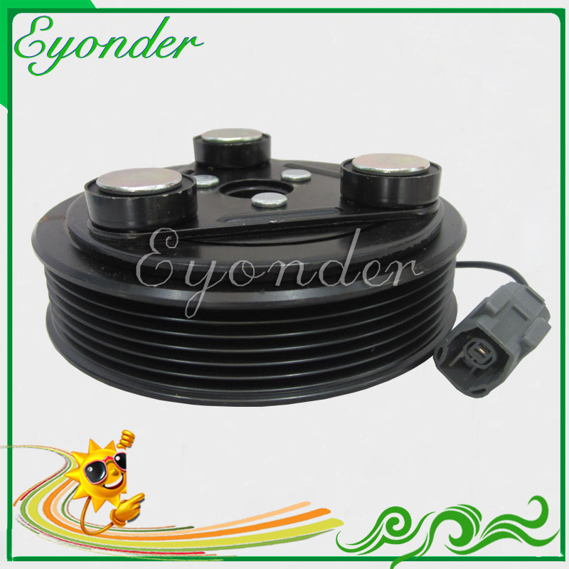 AC A/C Air Conditoning Compressor Electromagnetic Magnetic Clutch For Mazda 3 BK 1.6 BP4K-61-L30A BP4K-61-L30 BP4K61L30