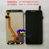 Black For Explay diamond Lcd Display Digitizer Touch Screen Glass Touchscreen Panel Assembly Complete Free Ship