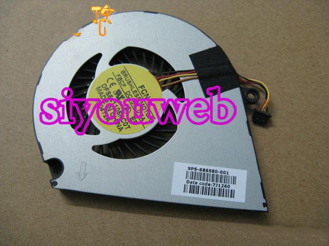 NOVO para HP ENVY 4-1038tx Ultrabook 4-1040ss 4-1040tu 4-1043tx Ventilador de Refrigeração da Cpu, frete grátis