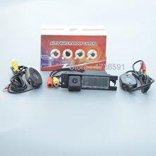 Беспроводная Камера Для Opel Astra/Corsa/Meriva/Tigra/Vectra/Zafira/Автомобильная Камера заднего вида/HD Резервного копирования Камера Заднего Вида