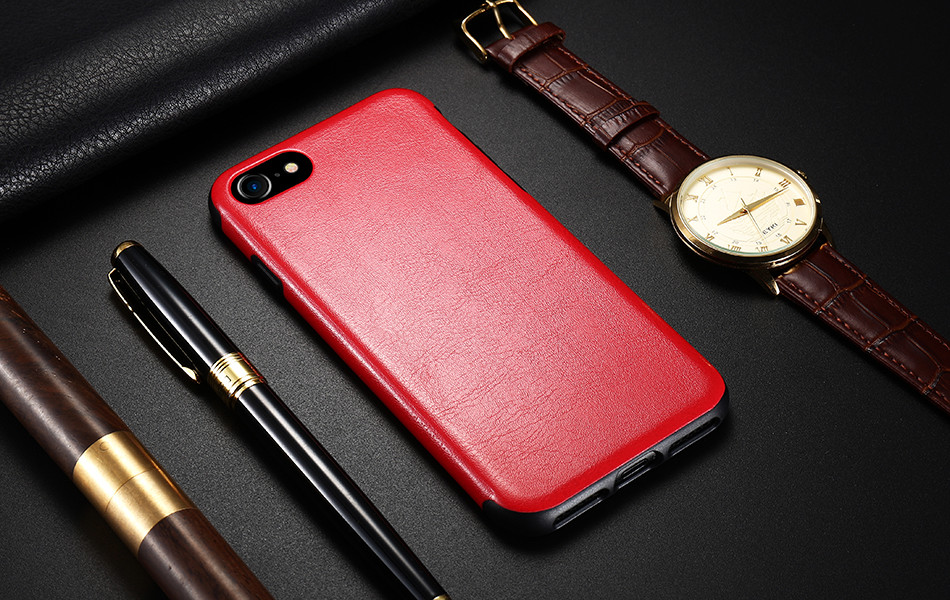 Retro Style Dirt-Resistant Phone Case for iPhone