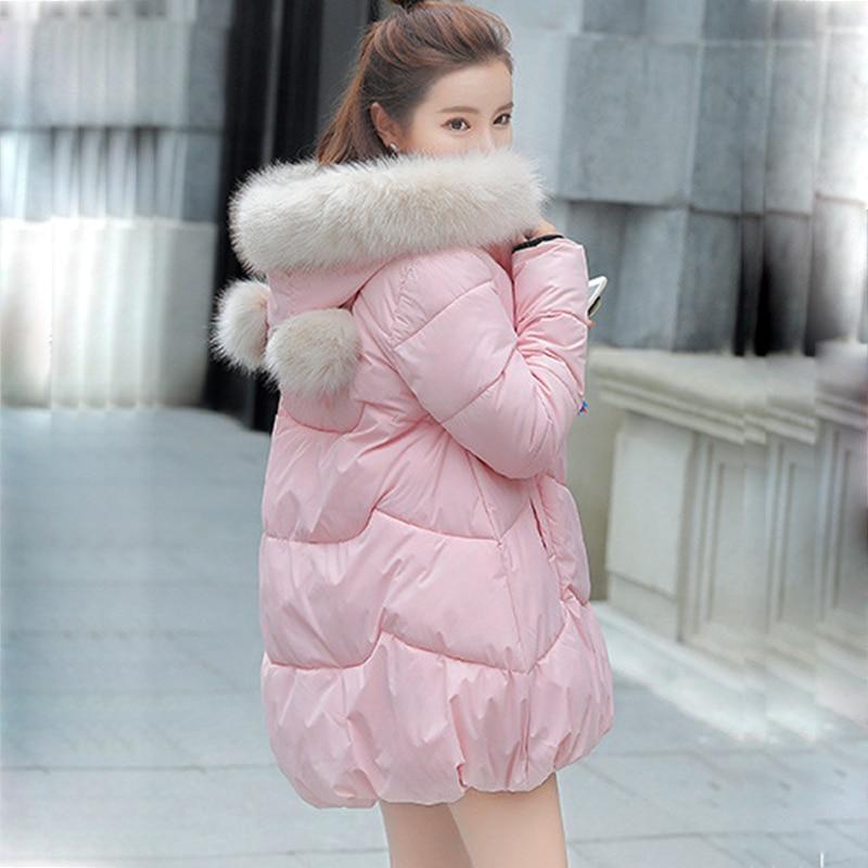 À Chaud ligne Coton Zs313 Capuchon Dames Nouveau caramel pink Bonbon D'hiver Vestes Veste 2018 Manteau A Femmes Femme Manteaux Black Mode Parkas De gn7Zzx8wq