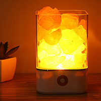 Colorful USB Night Light 7 Colors Change Create LED Bedside Lamp Clean Air Anion Night Lamp