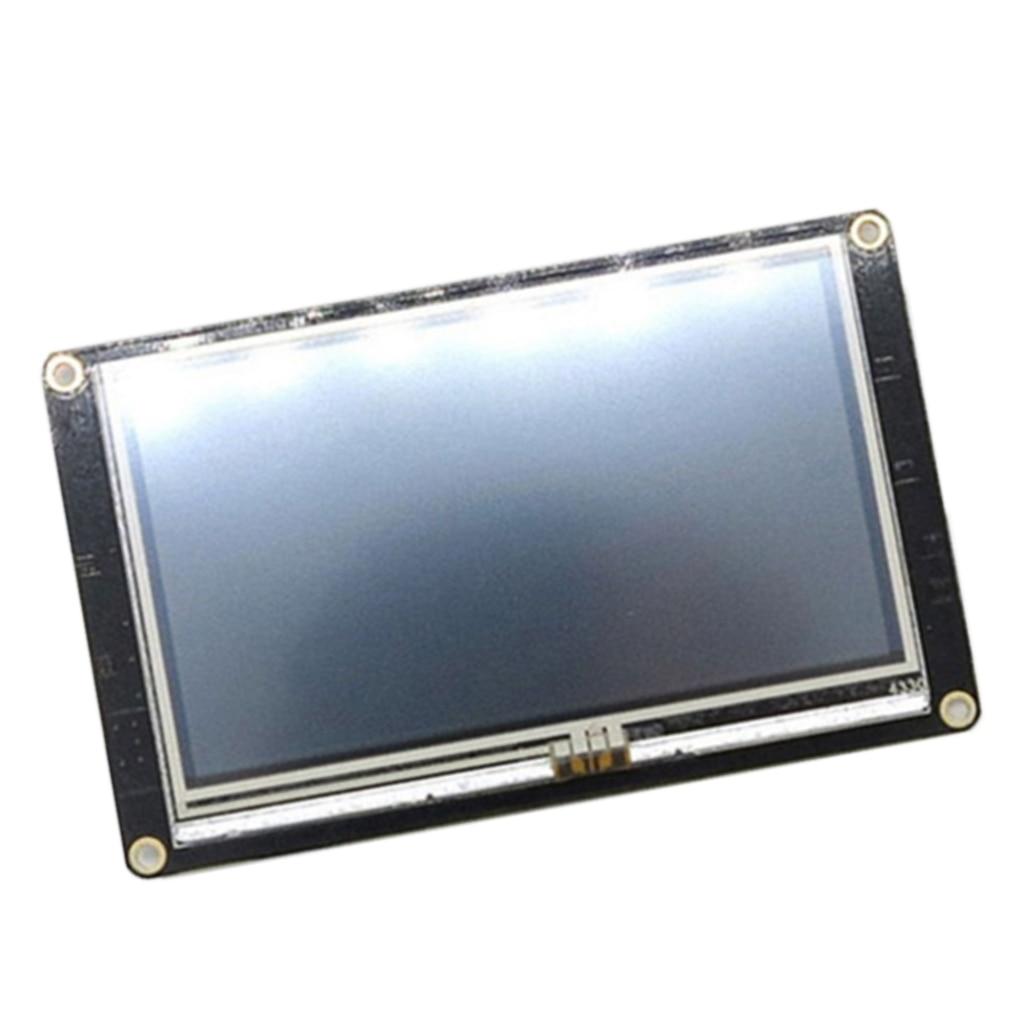 Enhanced HMI Touch Display for Arduino Raspberry Pi (4.3'') NX4827K043