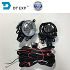 2003-2006 pajero v73 fog lamp with bulb MONTERO fog lamp full set with wire and switch 2000-2007