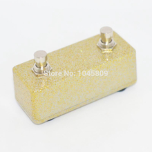 Guitar Amp Foot Switch Dual 2 Channel Footswitch Amplifier for guitar amp accessories
