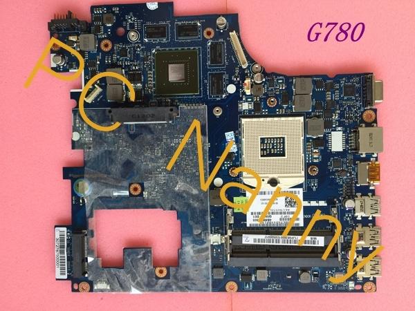 Para Lenovo G780 Series Intel placa madre del ordenador portátil s989 HM76 QIWG7 LA-7983P no integrada - buena