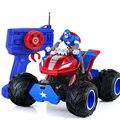Новое Прибытие 33 См Капитан Автомобиля 2.4 Г 2 Моторный Привод Большой внедорожные дистанционного управления автомобилем зарядки дрейф гоночных детские игрушки автомобиля модель