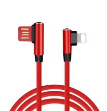 Reversible Micro USB Cable 2.4A Fast Data Sync Charging For Samsung Huawei Xiaomi LG Andriod Microusb Mobile Phone Cables
