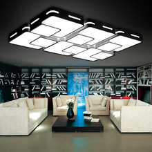 ФОТО euignis 110 220v led ceiling light lights for home plafonnier moderne plafondlamp luminaire plafonnier fixtures aydinlatma 16