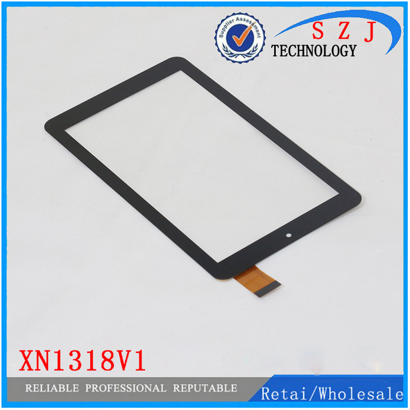 New 7'' inch touch screen capacitive Touch Panel digitizer Sensor Glass Replacement xn1318v1 For 3G tablet Free Shipping 10pcs стоимость