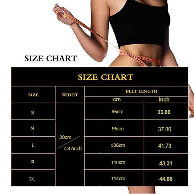 Maternity Postpartum Belly Belt Neoprene Super Sweat Waist Trainer Nipper Slimming Corset Sauna Effect Body Shaper Band Women 1