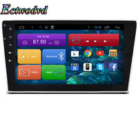 Ectwodvd 10,2 дюймовым Octa Core Android 7,1/4 ядра Android 6,0 автомобиль DVD gps для Honda CRV 2007 2008 2009 2010 2011
