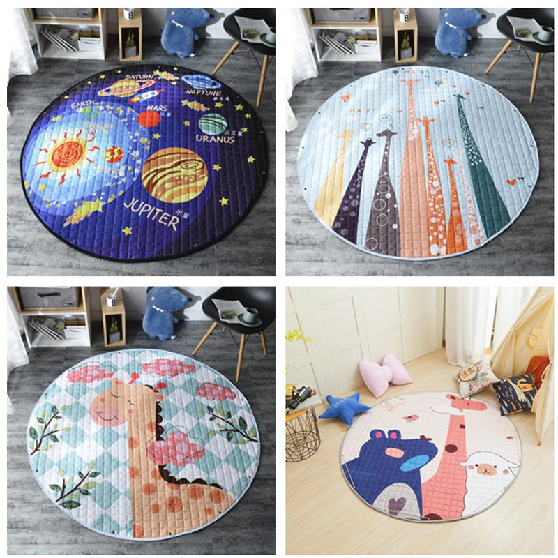 Kids Carpet Rugs Children Play Mat