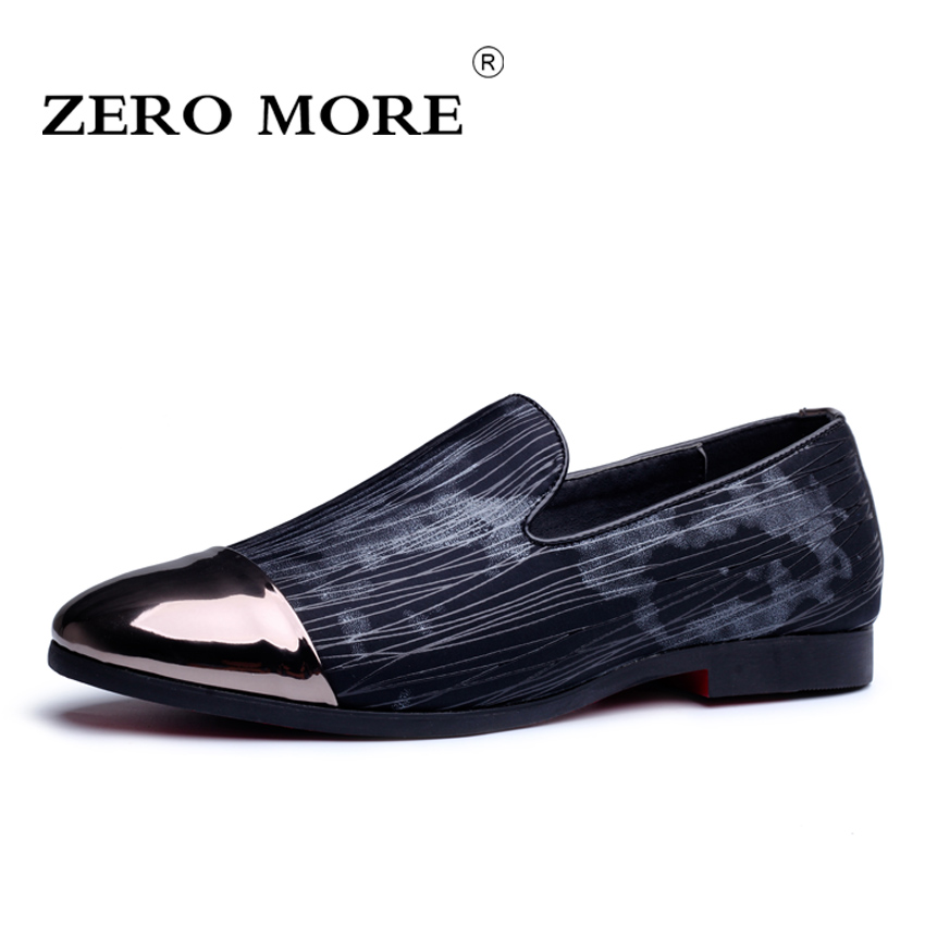ZERO MORE Fashion Men Shoes 2018 Soft Casual Mixed Colors Slip On Men Loafers Moccasins High Quality Men's Shoes Drivings #ZM122 zero more brand fashion men shoes casual black oxford shoes for men high quality soft leather men wedding shoes zm131