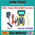 VDSL2 WAN и LAN Тестер ADSL VDSL Тестер ST332B xDSL Тестовой Линии Оборудования DSL тест физический уровень/МЕТР