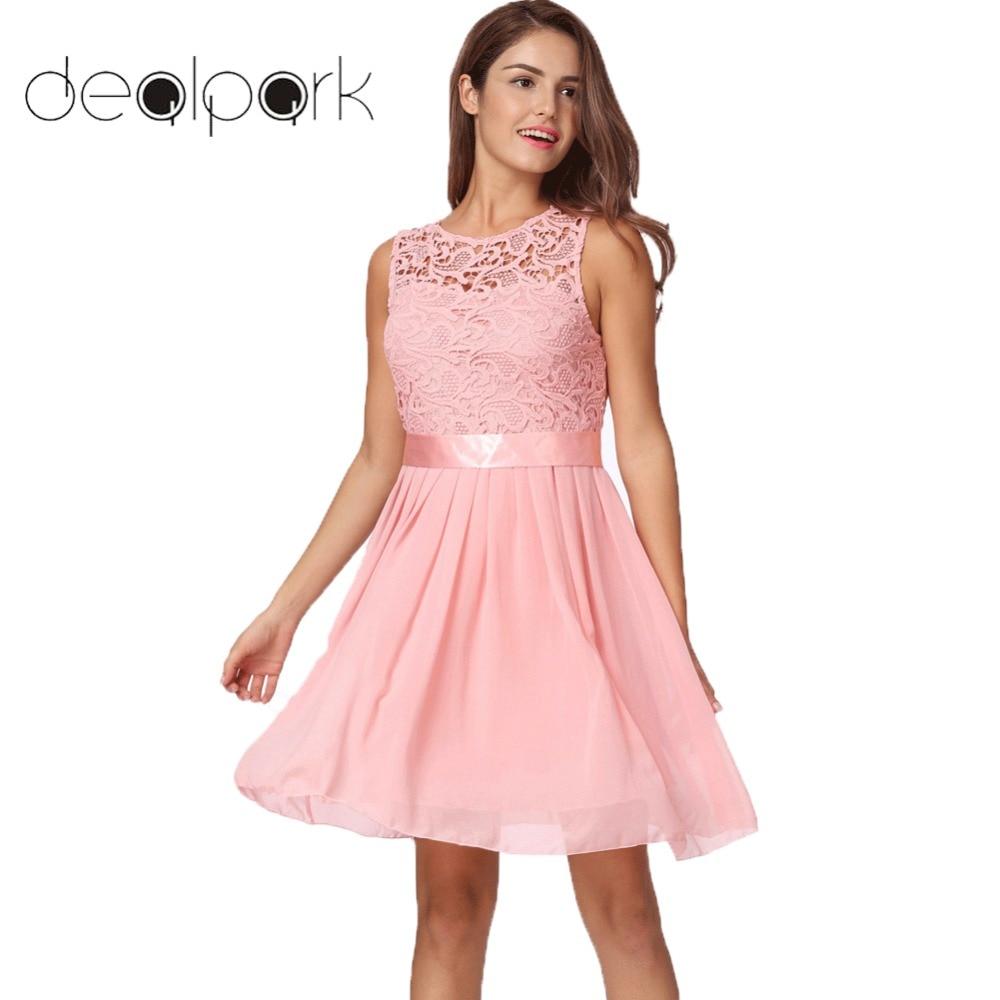 Us 1295 44 Offelegant Ladies Clubwear Lace Dress Women Chiffon Dress Mini Gowns Girls Princess Party Dresses Female Vestidos Plus Size 3xl 5xl In