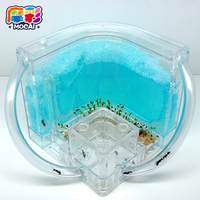 Novelty Ant Home Ant Villa Ant Farm Palace Ecological Toys For Children Educational Toy Best Nature