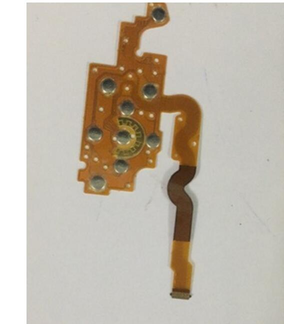 NEW Keypad Keyboard Key Button Flex Cable Ribbon Board For Canon For EOSM For Eos M Camera Repair Part