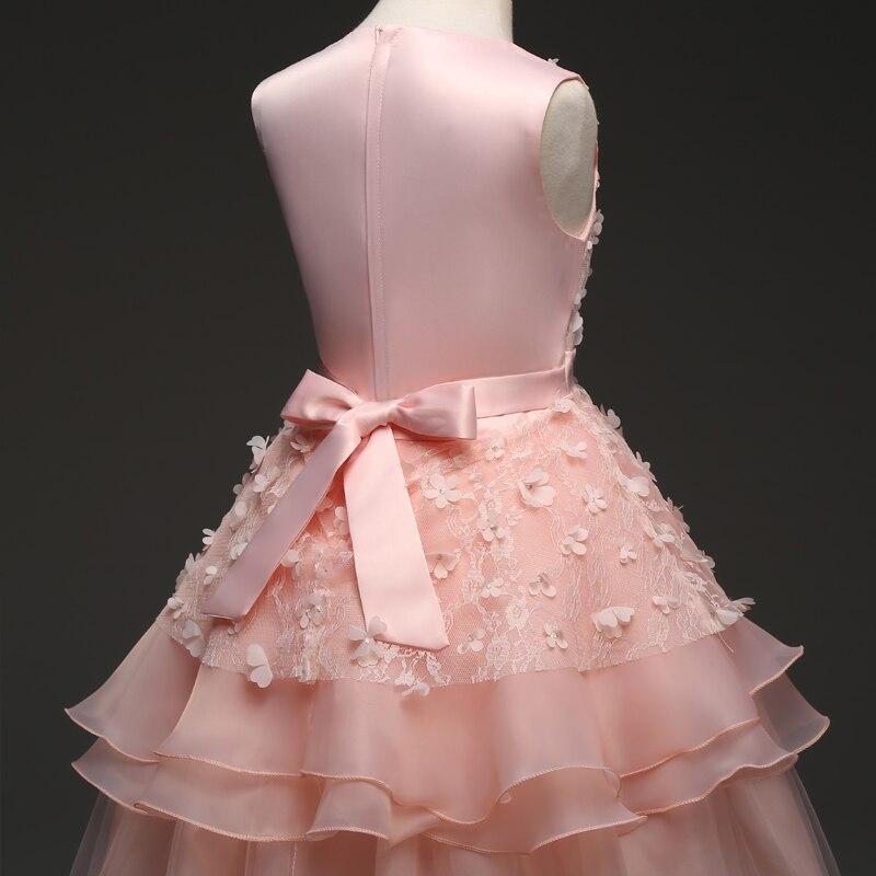 Vestidos de niñas de flores para la boda Party Girl vestido Primera ...