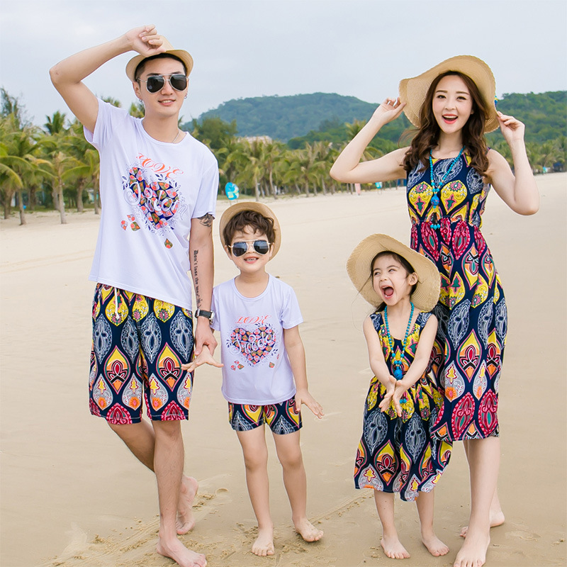f4407db4b6 Buy mother and son couple clothes and get free shipping on AliExpress.com