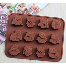 Handmade Rectangle Square Silicone Soap Mold Chocolate Cookies Mould Cake Decorating Fondant Molds 1 Piece