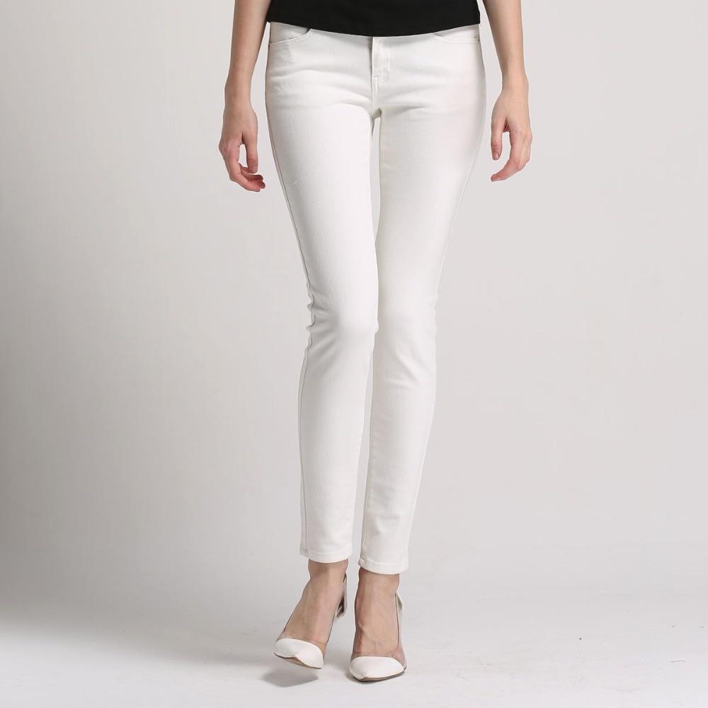 Popular White Skinny Jeans for Girls-Buy Cheap White Skinny Jeans ...