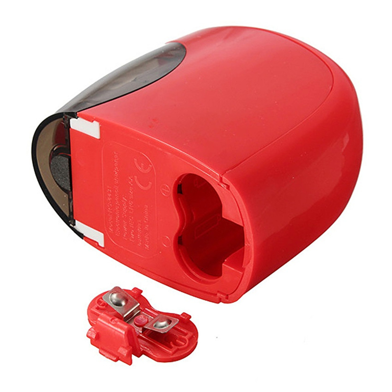 Stationery Pencil Sharpener School Supplies Automatic Pencil Sharpener Office Accessories Electric Touch Switch Pencil Sharpener