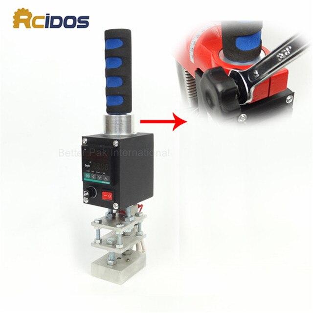 DS57A Branding maschine, leder drucker, RCIDOS Rillen maschine ...