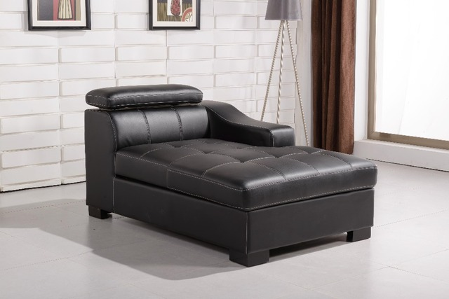 Leather flod sofa bed 0411-AL701 1