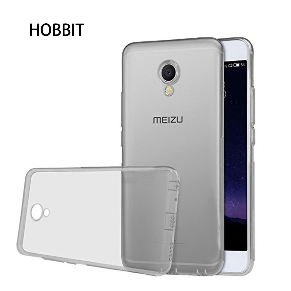 Pro Meizu MX5 / MX 6 / MX5e Silikon Soft TPU Ultra tenké Pouzdro na - Příslušenství a náhradní díly pro mobilní telefony