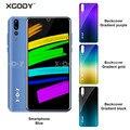 Xgody NOVO P30 Telefone Móvel Android 9.0 5.99 polegada MT6580M 16 2 GB de RAM GB ROM Quad Core Dual Camera 3G Smartphone celular