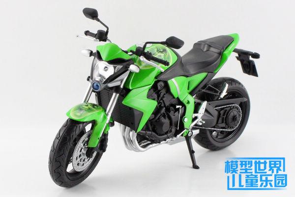 1 unid 17 cm motocicleta Aleación 1:12 honda CB1000R abejorro regalos