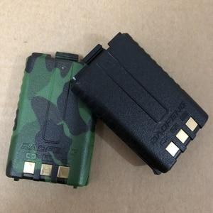Image 2 - UV 5R bateria de rádio em dois sentidos BL 5 7.4v 1800mah/3800mah bateria para UV 5RA UV 5RE garantia 1 ano bateria