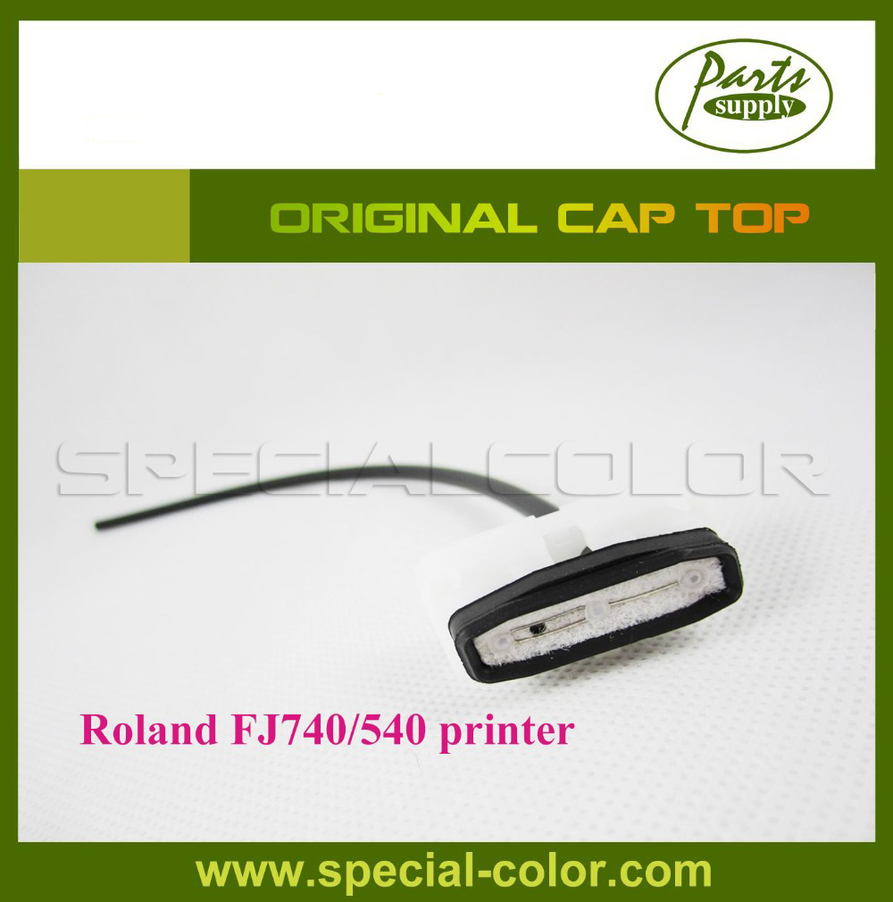 Original DX4 cap Top for roland FJ740/540 printer Capping Station Top auto paper auto take up reel system for all roland sj sc fj sp300 540 640 740 vj1000
