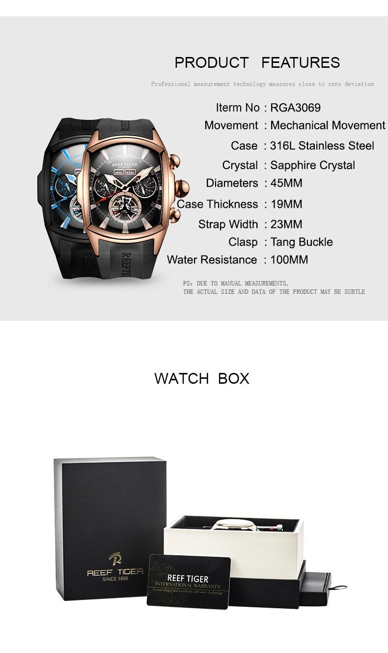 Ανδρικό ρολόι πολυτελείας msow