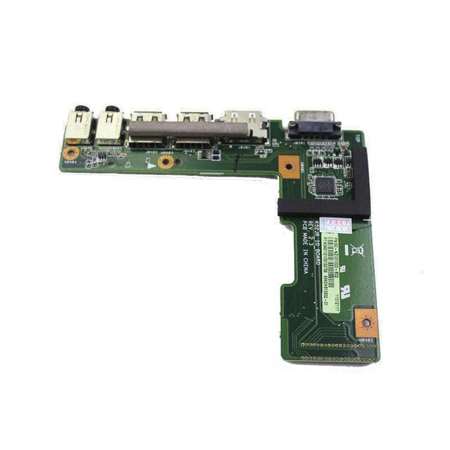 Del ordenador portátil para ASUS K52JR K52JU K52JR K52JE A52J A52D K52N K52DE K52DR K52DY K52F X52N X52J USB bordo