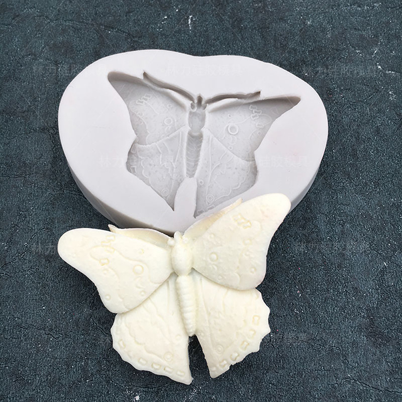 Baking Accessories Butterfly Silicone Mold Fondant Mold Cake Decorating Tools Chocolate Confeitaria Mold