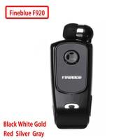 F920 Fineblue Wireless Headset Bluetooth Earphone
