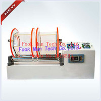 Jewelry Machine Tools 11kg Rotary Tumbler With Two Barrels Drum Polishing Machine