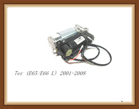 rebuild Fit for bmw car 7er E65 E66 L 2001 2008 5 series 5 series air suspension compressor pump