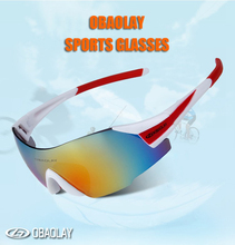 Obaolay Glasses SP0889 UV400 Outdoor Sports Cycling  MIT Bicycle Skiing Men&Women UV Protection Glasses Frameless Sunglasses