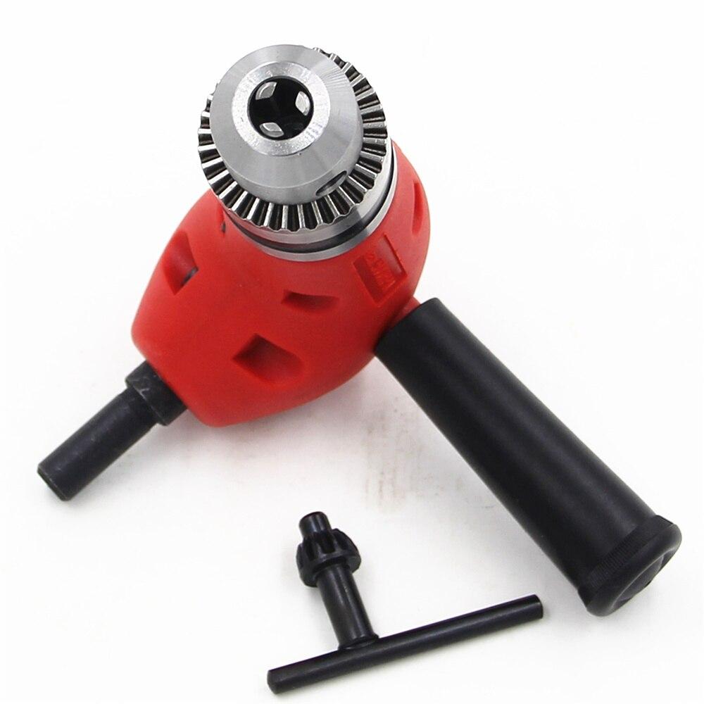Verstelbare hoek 1-10 mm snelspanboorhouder Adapter Stroomconversie - Boor - Foto 3