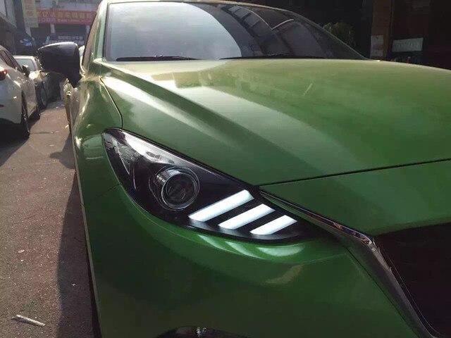 Vland Factory For Car Head Lamp For Axela Led Headlight 2014 2015