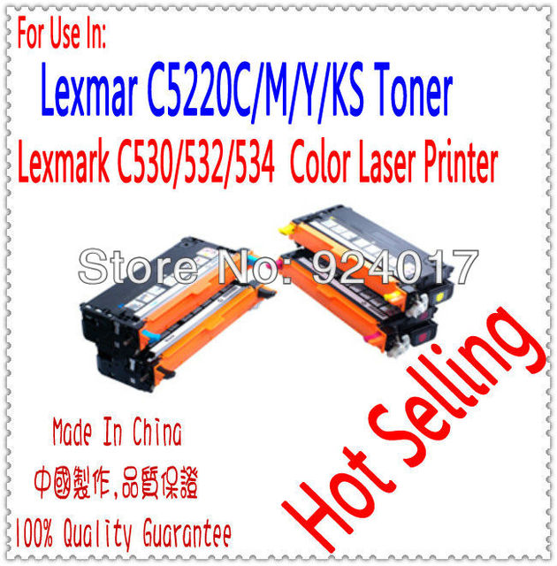 Lexmark C530dn Printer Driver Windows XP
