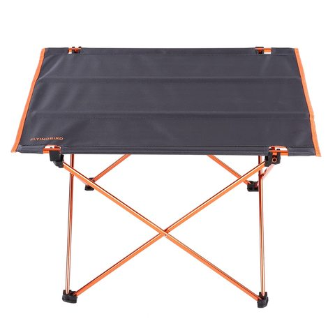 mesa dobravel de aluminio ao ar livre portatil ultraleve mesa com saco de tecido oxford dobravel
