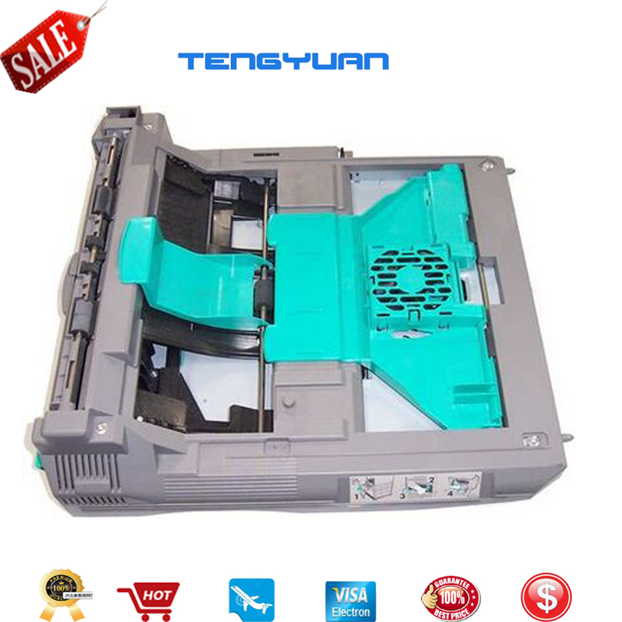 New original printer part  for HP9040DN 9050DN 9000 9040mfp 9050mfp Duplexer Assemlby RG5-5781-000 RG5-5781 C8532A free shipping 100% original for hp9000 9040 9050mfp transfer roller kit rg5 5662 000 rg5 5662 printer part on sale