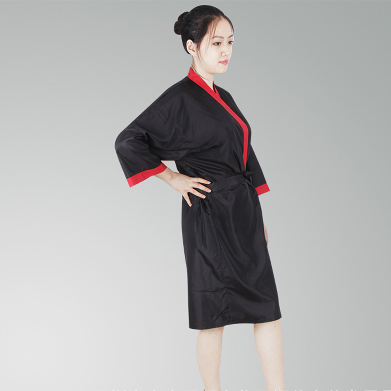 Aliexpress.com : Buy Waterproof Salon Client Gown Hairdressing Gowns ...