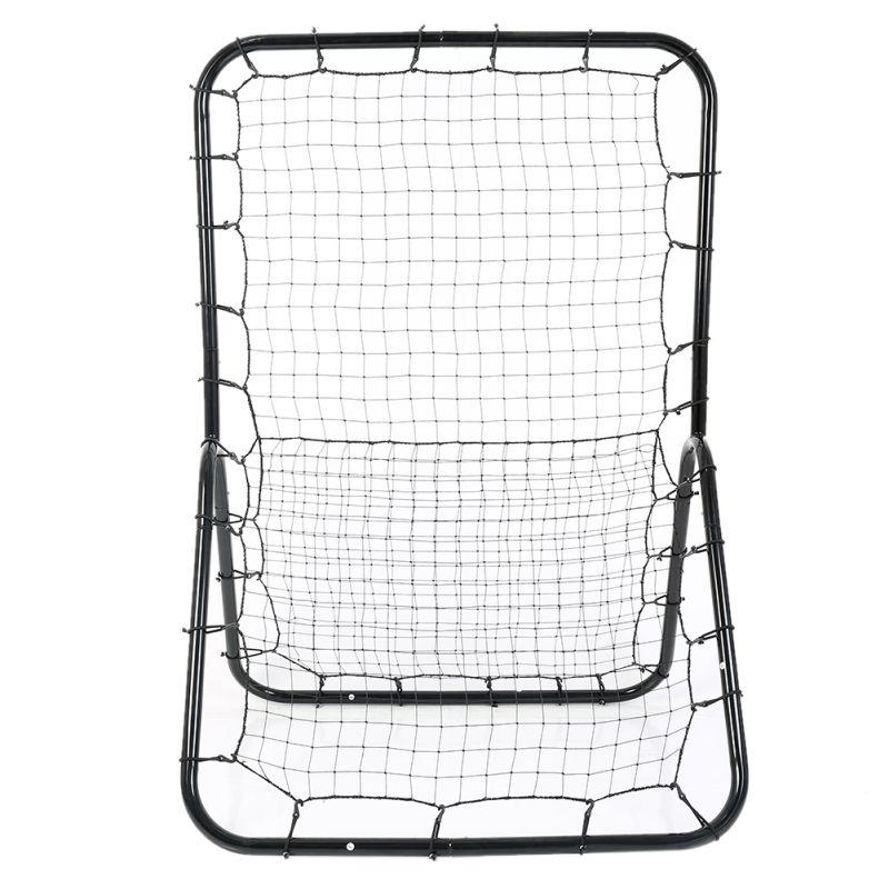 Футбол Бейсбол тренировки y образный Stander отскок целевой сети сетки Спорт на открытом воздухе Развлечения высокое качество