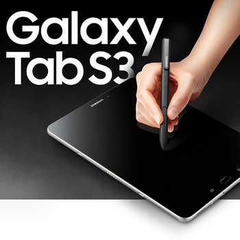 Samsung Galaxy Tab S3 9.7 SM-T820 T825C S pen 100% Samsung Original Touch S Pen Replaceme Stylus Black Silver Intelligent